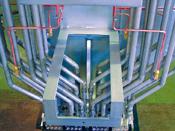 ステンレス配管溶接例