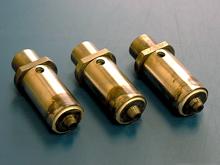 射出ノズル施工例(ステンレス+プラスチック金型用鋼)